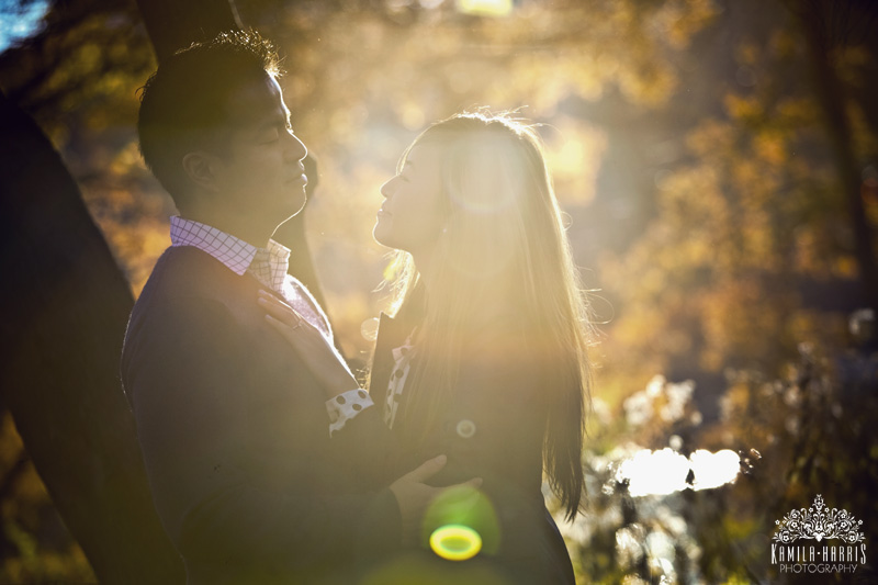 Central Park Engagement Session NYC Wedding Photographer