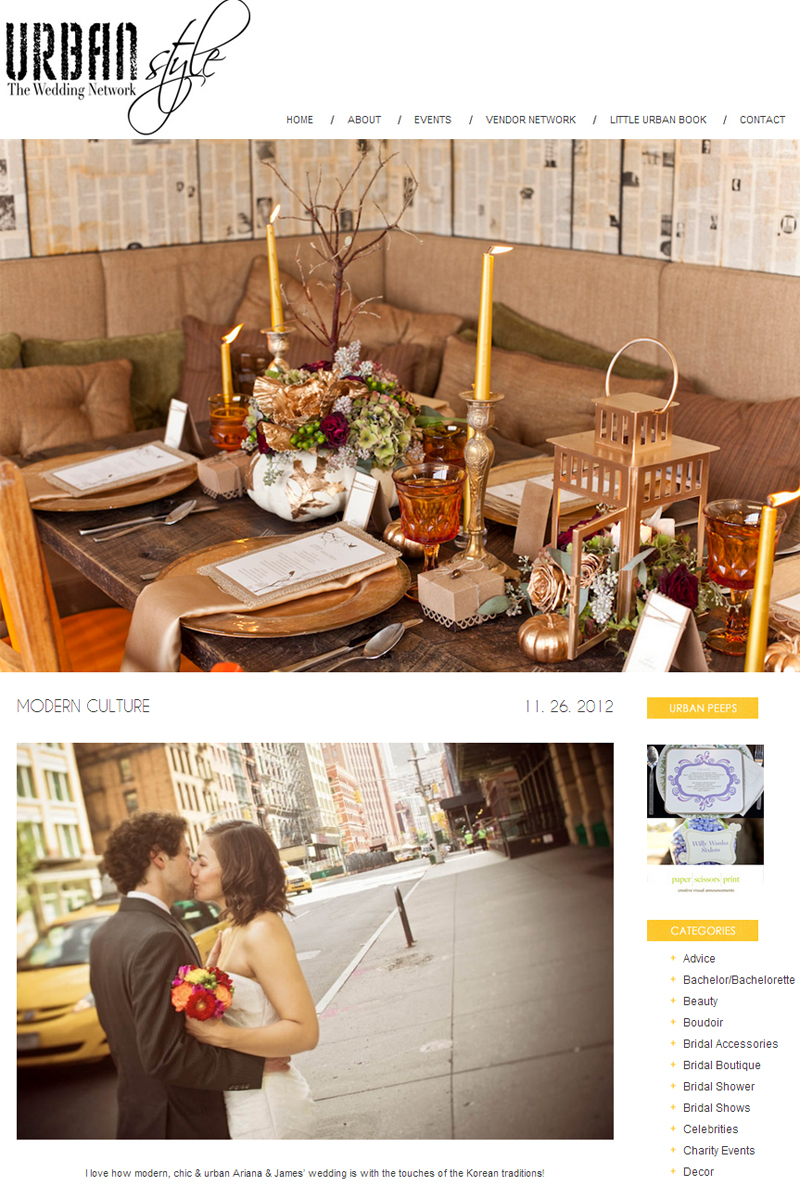 NY Wedding Photography TriBeCa