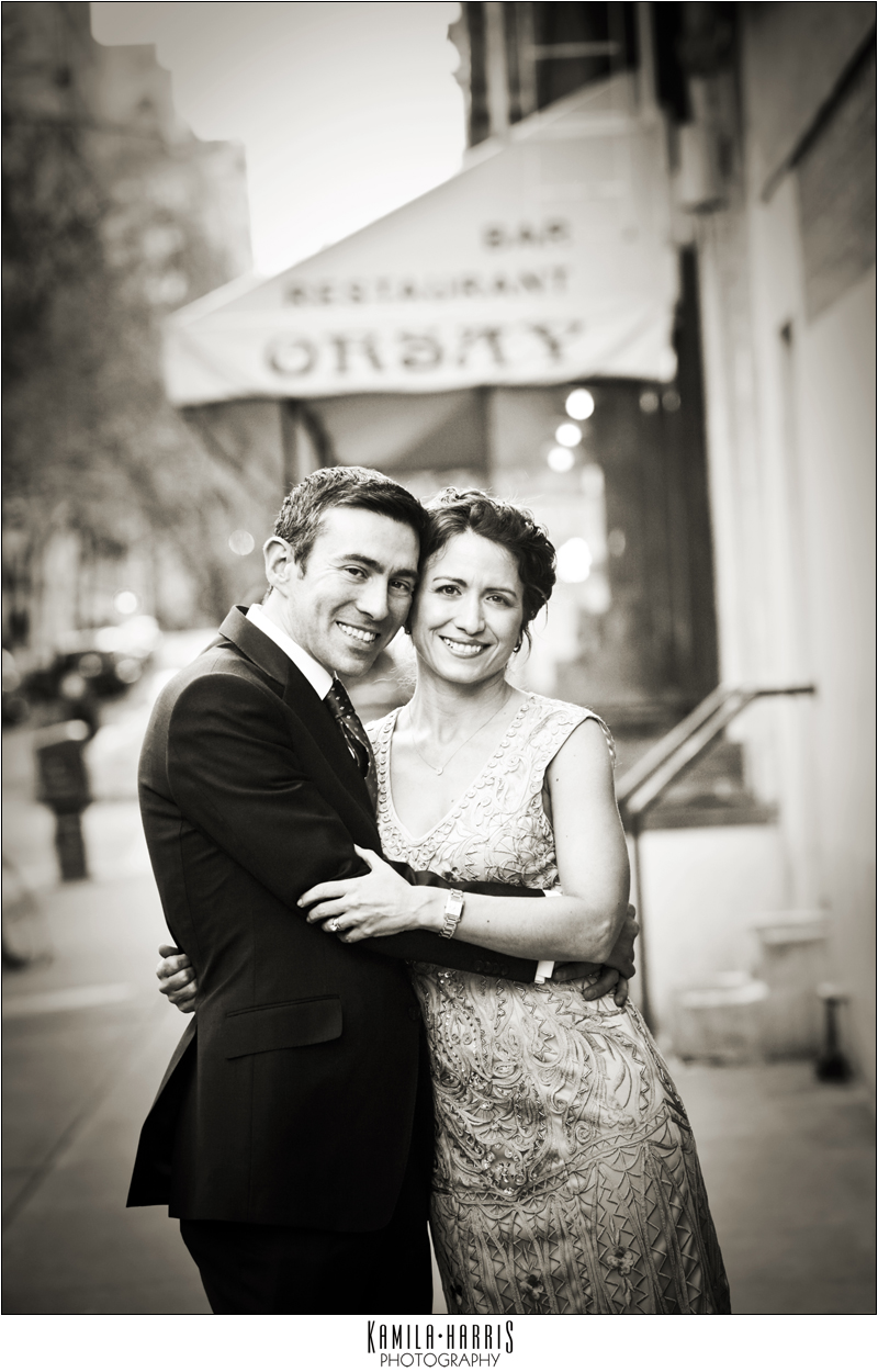 City Hall Wedding Manhattan NYC Orsay Reception