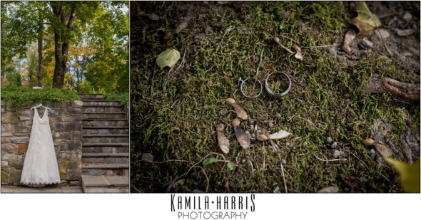 Inn at Millrace Pond Hope NJ Wedding, Kamila Harris Photography, Rustic Wedding, Fall Colors, Fall Wedding,