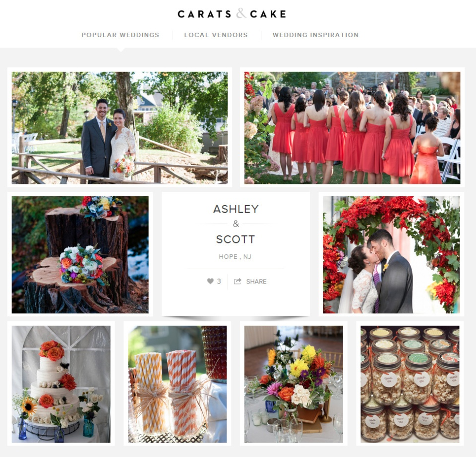 Inn at Millrace Pond Hope NJ Fall Rustic Warm Orange Red Yellow Wedding by Kamila Harris Photography