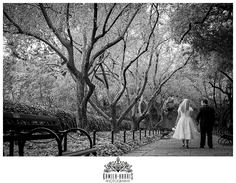 Central Park NYC Elopement Photography Kamila Harris New York Wedding Photographer Elope nYC