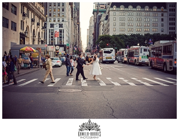 Central Park NYC Elopement Photography Kamila Harris New York Wedding Photographer