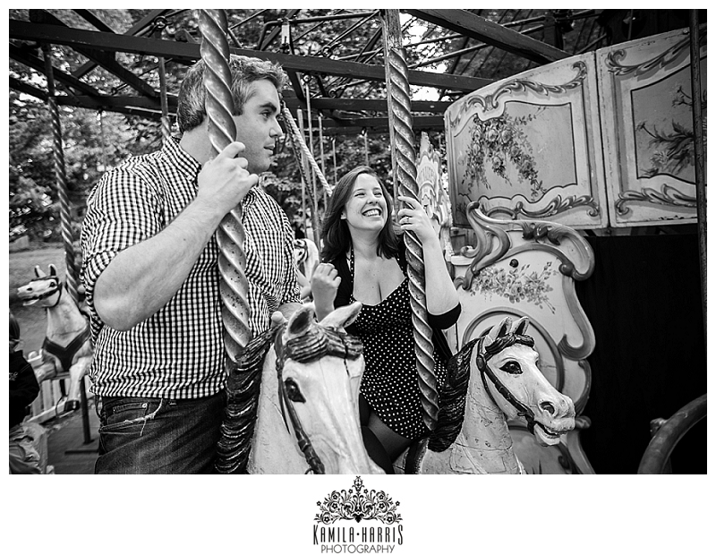 NYC Engagement Session Photography Governors Island Fete Paradiso New York Photographer Kamila Harris