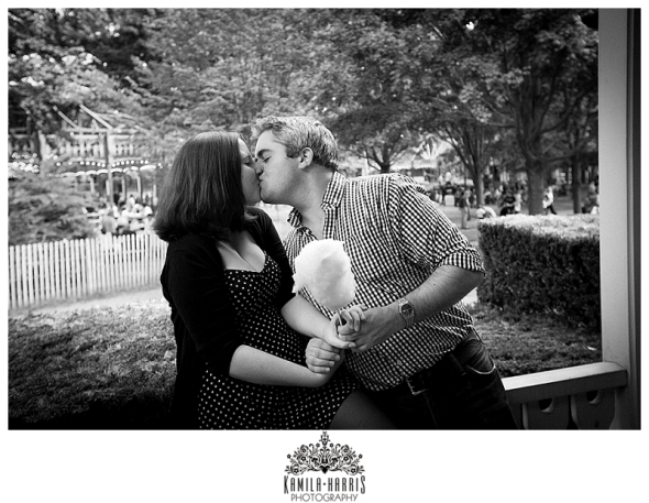 NYC Engagement Session Photography Governors Island Fete Paradiso New York Photographer Kamila Harris