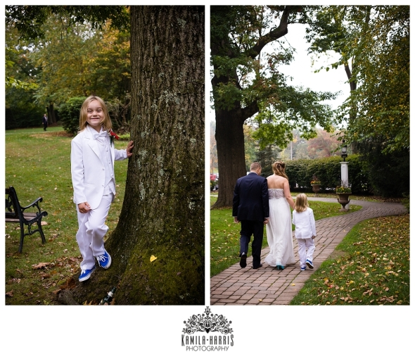 Olde Mill Inn Wedding Basking Ridge NJ Kamila Harris Photography NY NJ Wedding Photographer