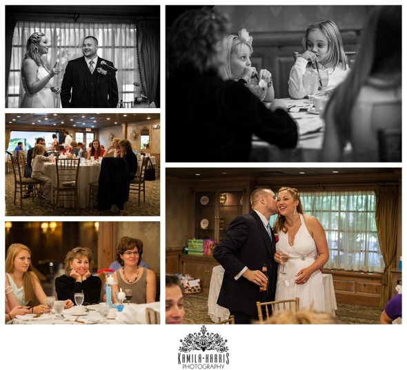 Olde Mill Inn NJ Wedding