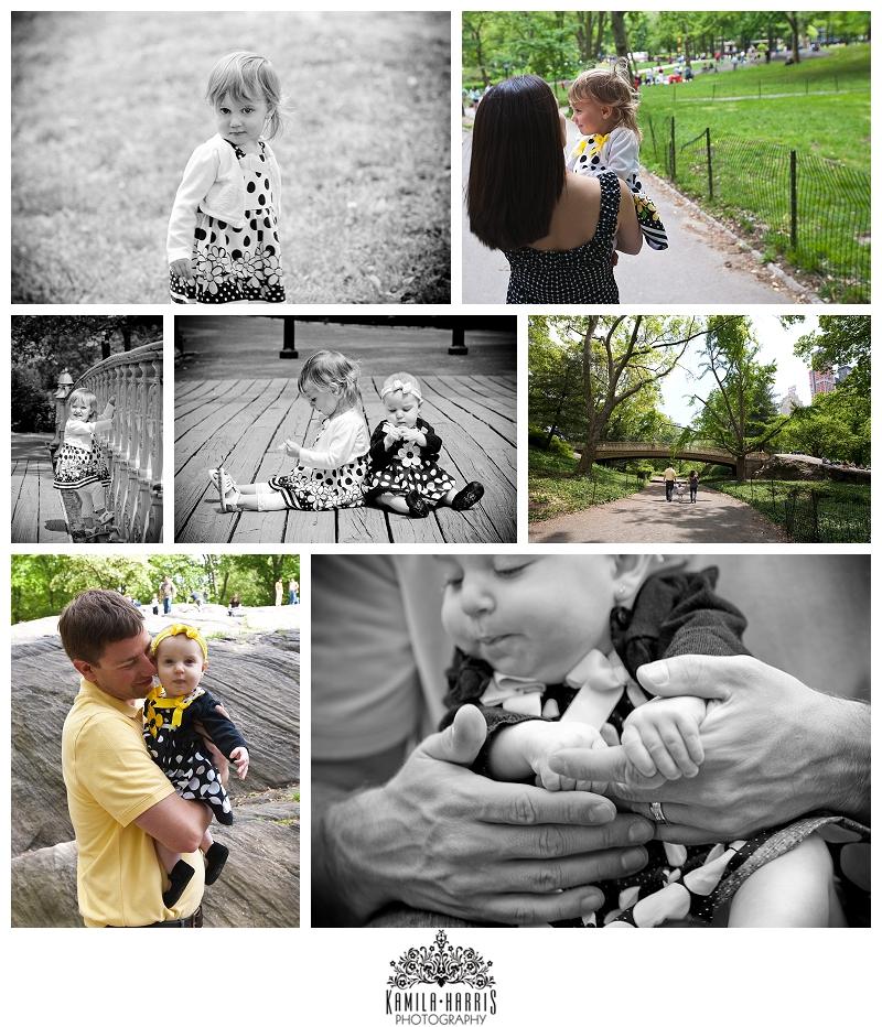 Family Photos Central Park NYC