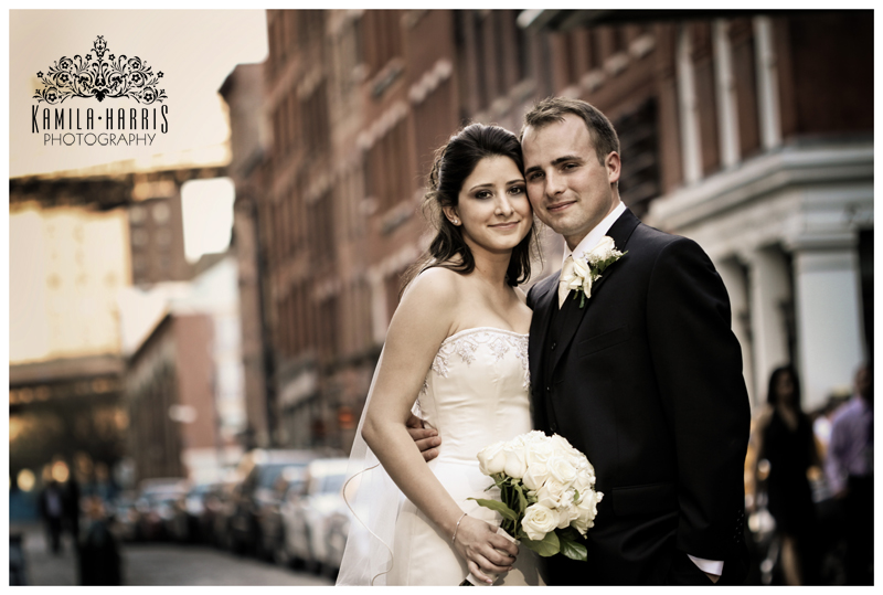 NYC Wedding Photographer Bridgewaters Manhattan