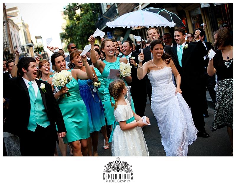 New Orleans Louisiana Wedding Photography NOLA