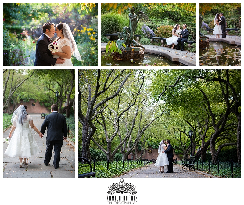 central park conservatory garden wedding wedding wednesday where should we go for pictures nyc
