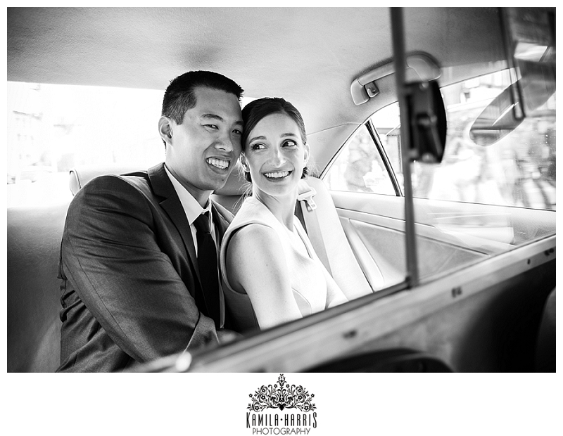 NYC, Elopement, Elope in NYC, City Hall, City Hall Wedding, City Hall Ceremony, Central Park, Spring, New York, Central Park Elopement, Elopement Photographer, Taxi, NY Taxi, Bride, Groom, NYC Photographer, NYC Wedding Photographer, NYC City Hall Photographer. Gapstow Bridge, Duck Pond,