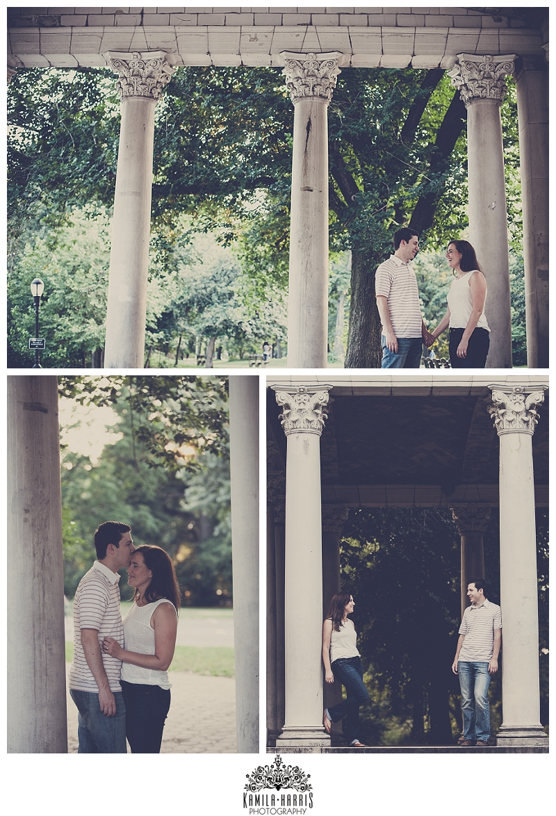 Prospect Park Engagement Photography Session Brooklyn NY NYC Photographer