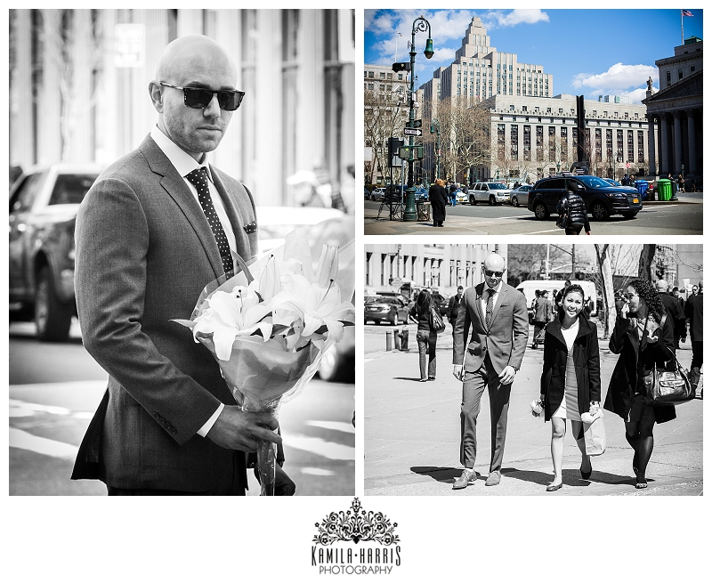 NYC Manhattan City Hall Ceremony Elopement Elope NYC New York Photographer Photos Photography