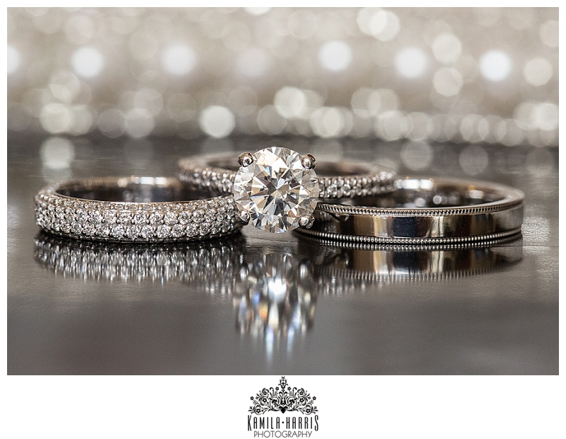 NYC Wedding Photographer Details Diamonds Ring Engagement Chanel