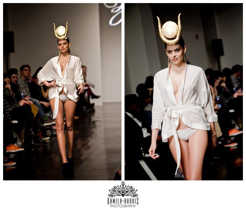 Lingerie Fashion Week, NYC, New York, Dani Read, Fashion, Runway