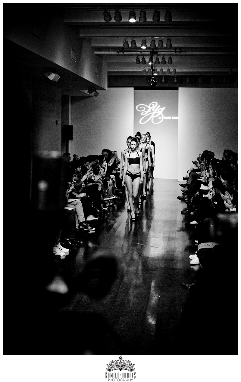 Lingerie Fashion Week, NYC, New York, Dani Read, Fashion, Runway