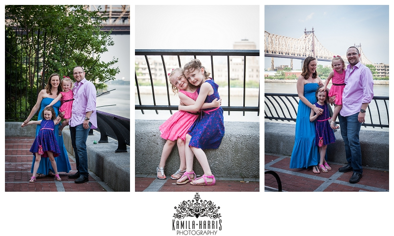NYC, Family, Family Photographer, Sutton, Queensboro Bridge, UES, New York, Family Picture, Family Photo