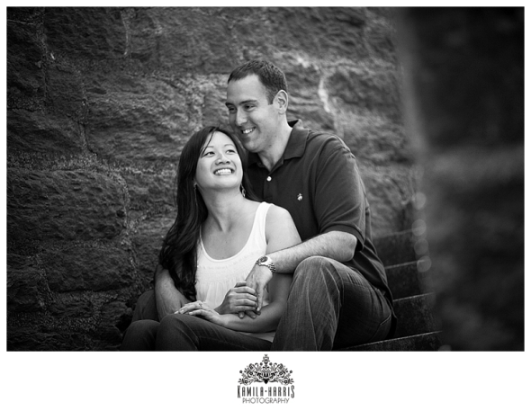 Fort Tryon Park Engagement Session, NYC, Engagement Photos, Cloisters, Manhattan, New York