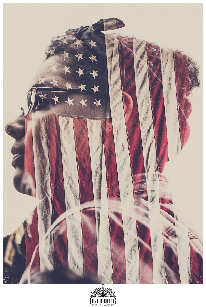 NYC, New York, New York Photographer, Portrait, Portrait Photographer, Patriotic, Flag, Fourth of July, America, USA