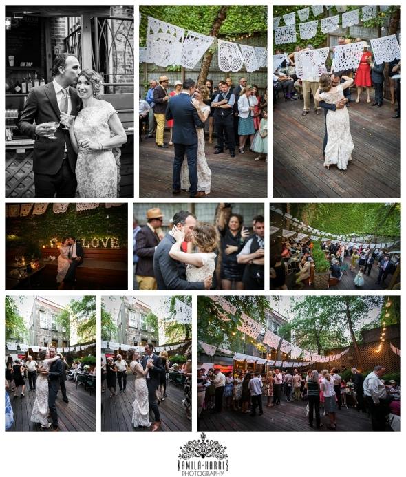 Gran Electrica Wedding, DUMBO, Brooklyn