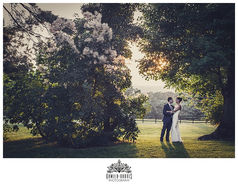 Hudson NY Valley Wedding Barn Rustic Nature Sunset