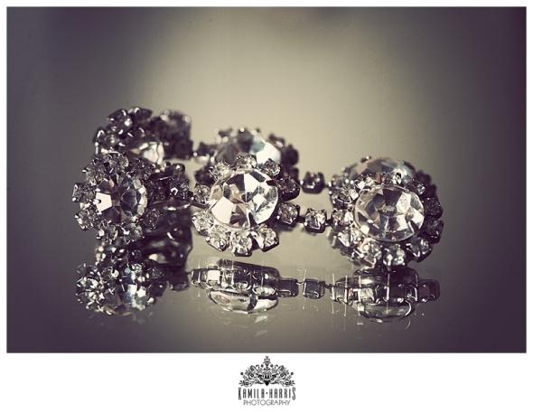 Jewelry Closeup, Earrings, Brooklyn Wedding