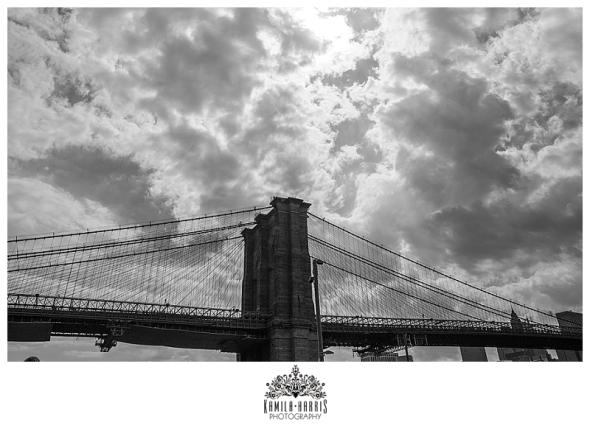 Brooklyn Bridge Park Ceremony, Wedding, NYC