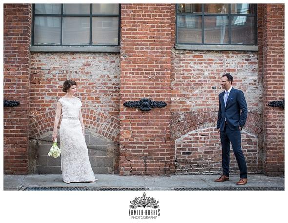 Brooklyn Wedding, DUMBO