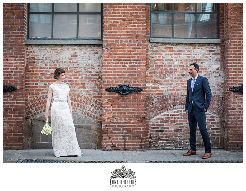Brooklyn Wedding, DUMBO