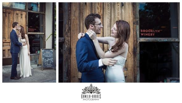 Brookly, Brooklyn Winery, Wedding, NYC, NY, New  York, Wedding Photographer