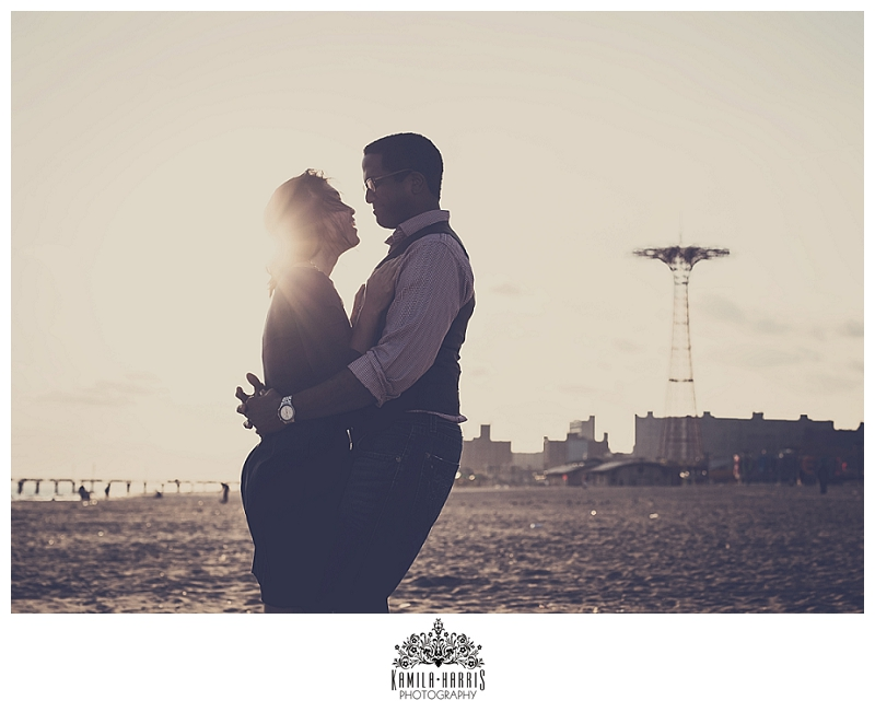 Coney Island, Brooklyn, NYC, Engagement Pics, Engagement Photos, NYC Photographer