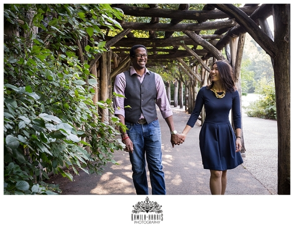 Prospect Park, Brooklyn, Engagement, Engagement Pics, Engagement Photos, NYC