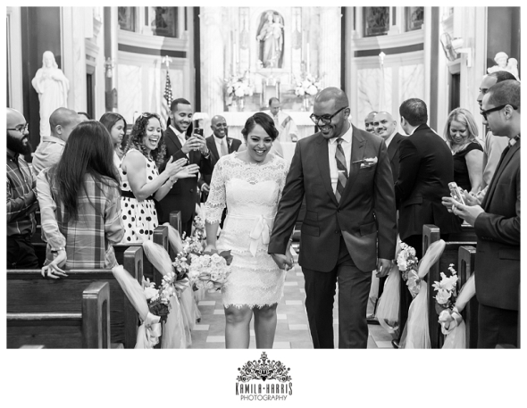 Manhattan, Our Lady of Esperanza Church, Wedding, Bride, Harlem, NYC, NY