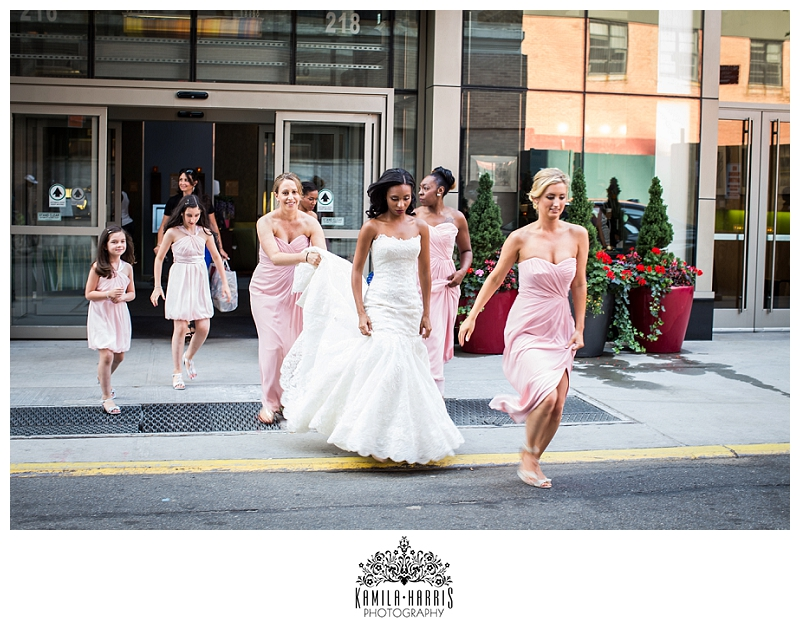 Green Building Wedding Brooklyn NYC Photography