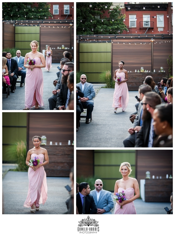 Green Building Wedding Brooklyn NYC Photography