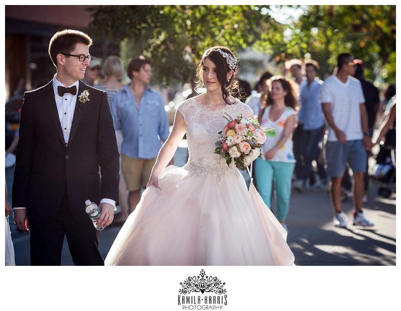 DUMBO wedding Photography