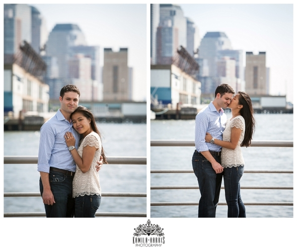 NYC Surprise Proposal Photography