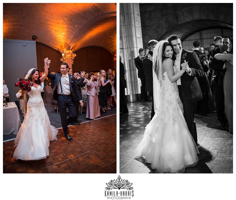 New York Wedding Photographer: Guastavino's New York