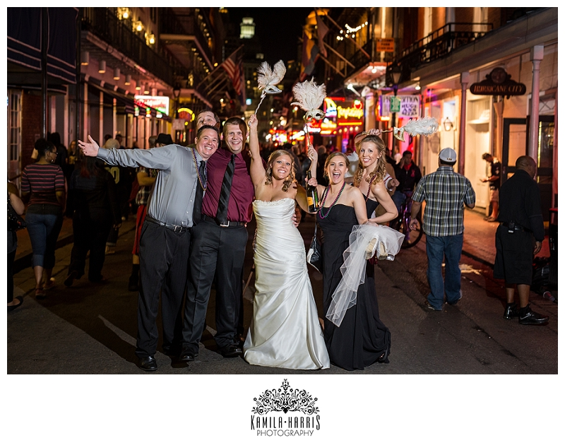 New Orleans Wedding Photographer, New Orleans, NOLA, Creole Queen, French Quarter, Bourbon Street, New Orleans Wedding