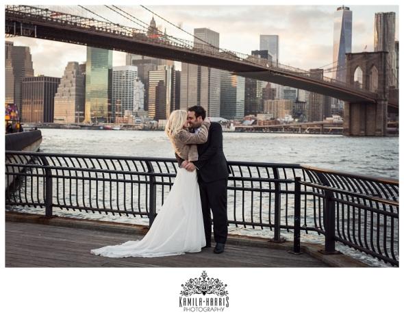 Manhattan NY City Hall Wedding Photographer