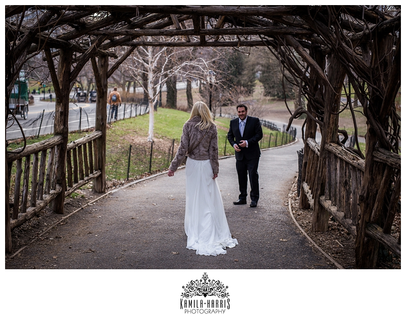Manhattan NY City Hall Wedding Photographer