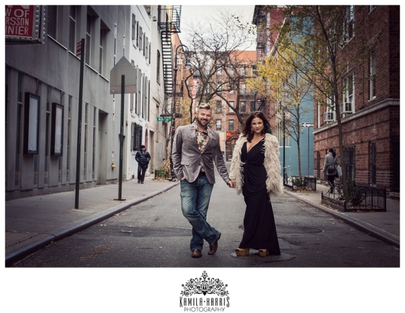 West Village Couples Photography Session NYC