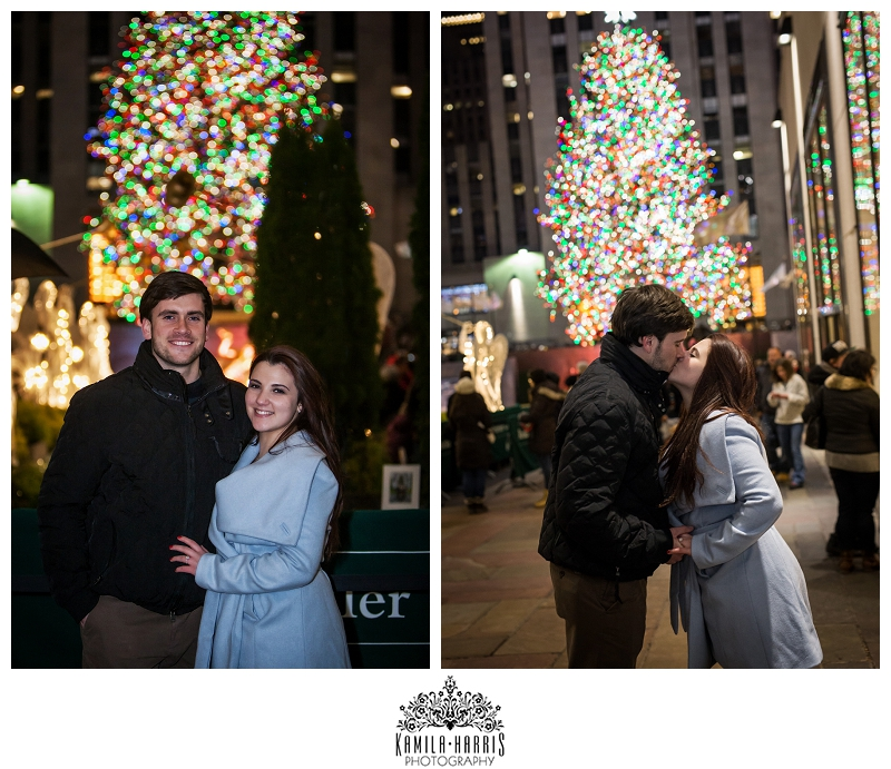 NYC Proposal Engaged Rockefeller Center