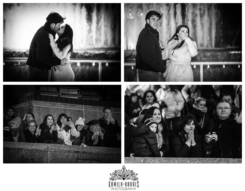New York Surprise Proposal Photographer