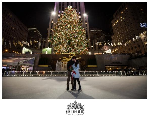 NYC Proposal Engaged Rockefeller Center