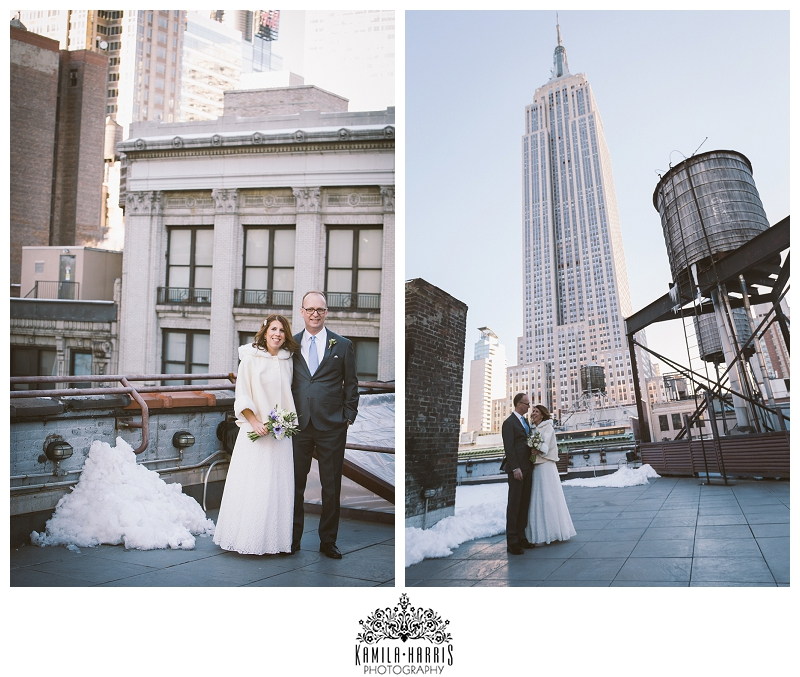 Gary's Loft Wedding, Manhattan, NYC, New York