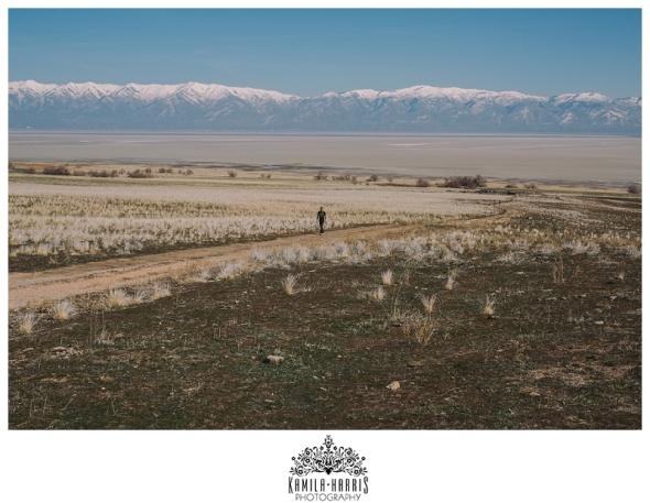 Antelope Island State Park Utah