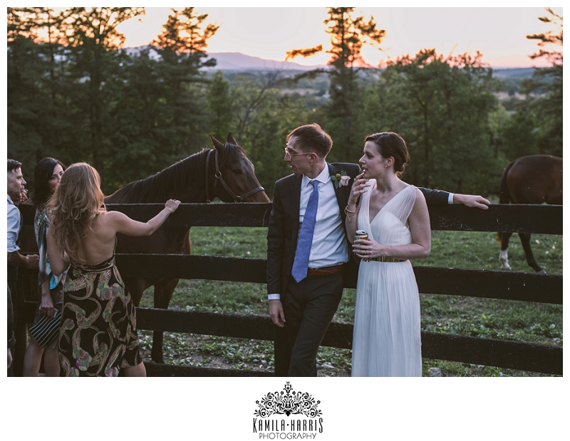 The Hill, Wedding at the Hill in Hudson, Farm, Barn, Hudson NY Wedding, Hudson Valley Wedding, Horse Farm, Rustic, Jewish Wedding, Hora, Catskills, BHLDN