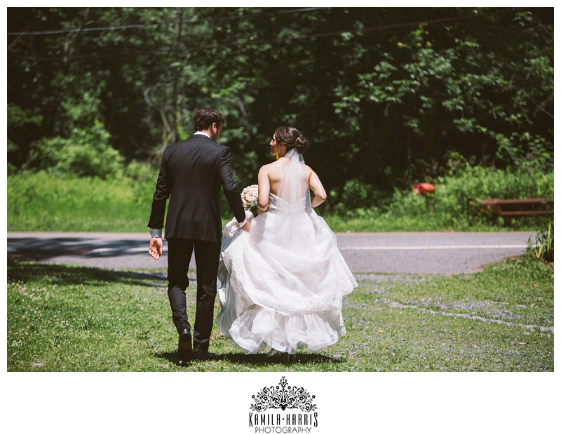 Inn at Millrace Pond Wedding, NJ Wedding Photographer